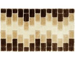 Dywan Carrara 80x150cm cegiełki beżowo - brązowy_DARMOWA DOSTAWA od 299 zł !!!