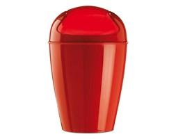 Kosz na śmieci czerwony Del S KZ-5777555