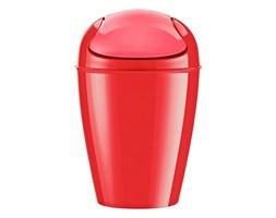 Kosz na śmieci czerwony Del XS KZ-5778555