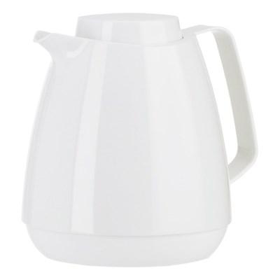 Termiczny dzbanek do herbaty 1 L Momento biały EM-512985