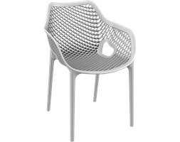 Krzesło ogrodowe AIR XL - Biały