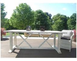 Miloo :: Stół drewniany bielony Concept 220x100x78cm