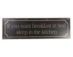 Tabliczka Breakfast in bed