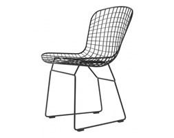 Wir Chair, czarny