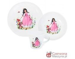 Zestaw dla dzieci Kahla Snow White - 3 el.