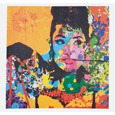 Obraz Pop Icons Różne Rodzaje Kare Design 31423