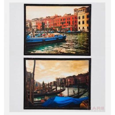 Obraz Canale Grande I Różne Rodzaje Kare Design 33519