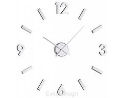 Zegar ścienny Sticker Silver by JVD