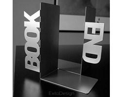 Podpórka do książek Book End silverBy pt