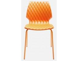 Krzesło Radar Bubble I pomarańczowe Kare Design 79072