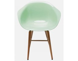 Krzesło Forum Wood II zielone Kare Design 78664