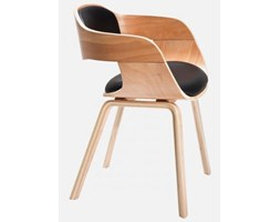 Krzesło Costa jasne drewno buk Kare Design 78580