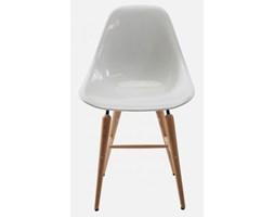 Krzesło Forum Wood I białe Kare Design 78933