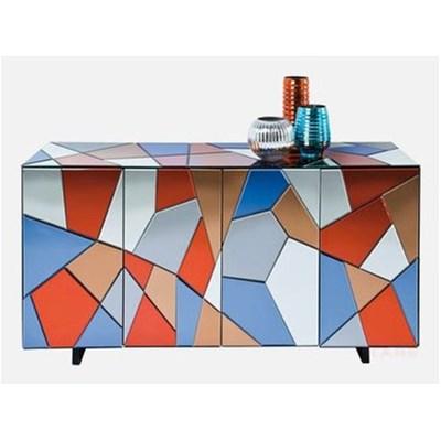 Komoda Colored Fields Kare Design 78171