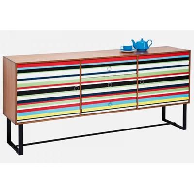 Komoda Stripes Colore Kare Design 78244