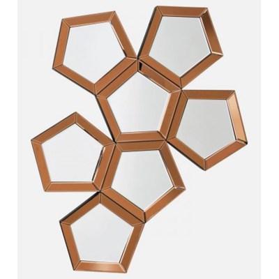 Lustro Pentagon Kare Design 78195