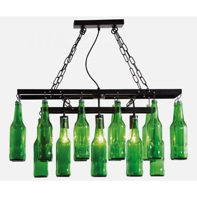 Lampa Wisz�ca Beer Bottles Kare Design 34133