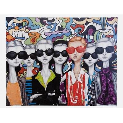 Obraz Sunglasses I Kare Design 33297