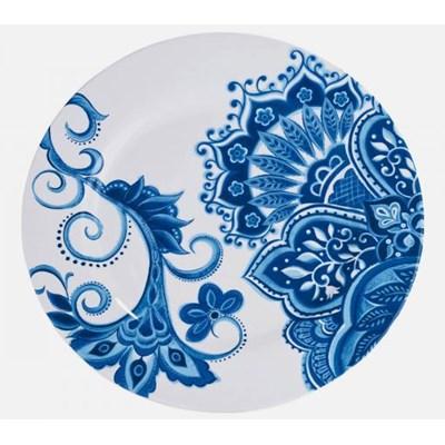 Talerz Blaue Stunde Kare Design 33441