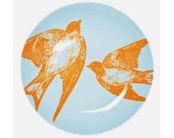 Talerz Deserowy Birds in Love (2/Set) Kare Design 33623