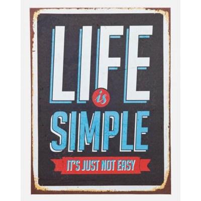 Tablica Dekoracyjna Life OK Różne Rodzaje Kare Design 35499
