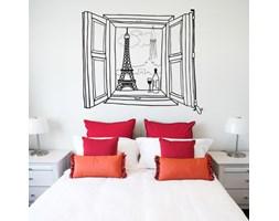 Naklejka Paris Window, 50x65 cm