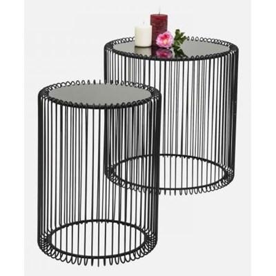 Stolik Kawowy Wire II (2/Set) Kare Design 79578