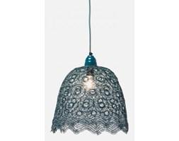 Lampa Wisząca Flower Weave niebieska Kare Design 37073