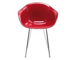 Kare design :: Krzesło z podłokietnikami Forum Chrome Red