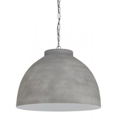 Light & Living Kylie X Lampa Wisząca Szara Cement - 3018525