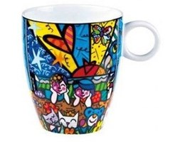Kubek - In the Park - Romero Britto