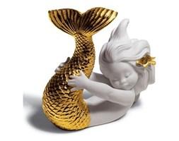 Morska zabawa w złocie - Syrenka Re-Deco