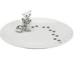 Talerz \'\'Zebra\'\' Kitty 66-800-15-2