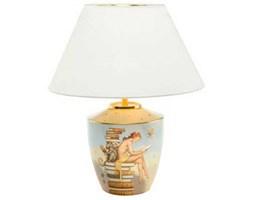 Ex Libris Lampa Porcelanowa wys 47.5cm 67-020-73-4