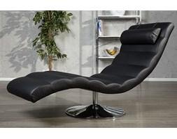 Leżanka Relax - czarna