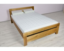 Łóżko Drewno Lite - kolor Olcha