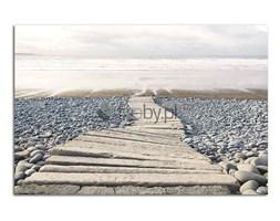 Ścieżka na plażę, Obraz na płótnie - Canvas
