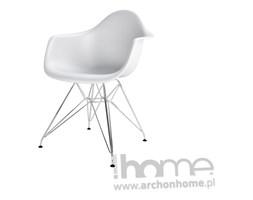 Krzesło Emaus białe - inspirowane DAR, archonhome.pl