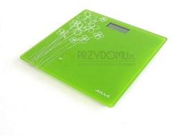 Waga łazienkowa elektroniczna IVETTE zielona