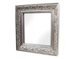 Lustro Barock - srebrne
