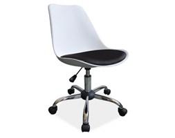 Fotel biurowy Q-777 biało-czarny