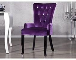 Krzesło Boutique fioletowe Invicta Interior i12883