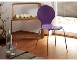 Krzesło Klassiker fioletowe Actona H000007181