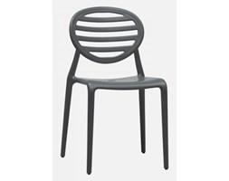 Krzesło Top Gio antracytowe SCAB Design 2317-81
