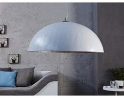 Lampa Wisząca Glow I biało-srebrna Invicta Interior i13209