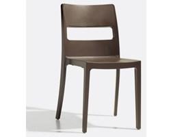 SCAB Design Krzesło Sai brązowe standardowe - 2275-72