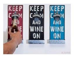 Otwieracz do Butelek Loft Kitchen czarny Kare Design 33558B