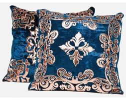 Kare Design Poduszka Noble Różne Rodzaje niebieska - 34351