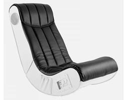 Fotel Soundz czarno-biały Actona 0000049365