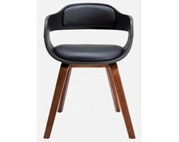 Krzesło Costa ciemne drewno orzech Kare Design 78581